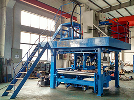 Membrane Panel Welding Machine