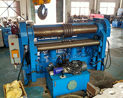 Hydraulic Panel Bending Machine